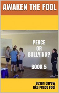 Peace or bullying cover - Book 5